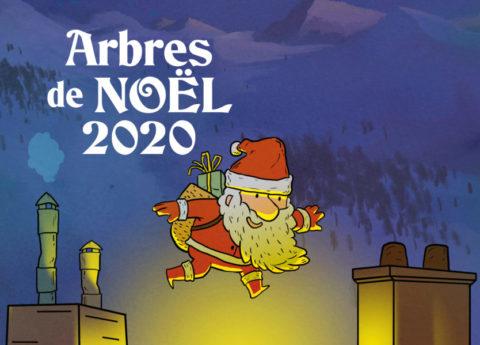 Arbres de Noël 2020